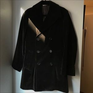 D&G Double Breasted Coat Size 48